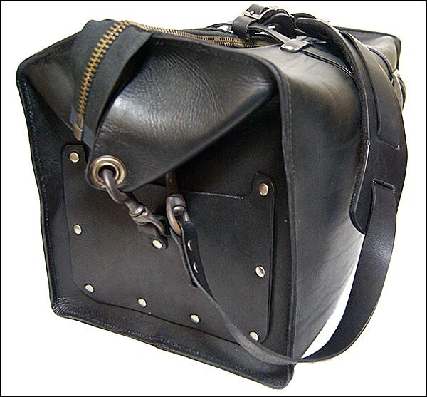 ★deanのレザーバッグ(dean_ub04 DR.bag)