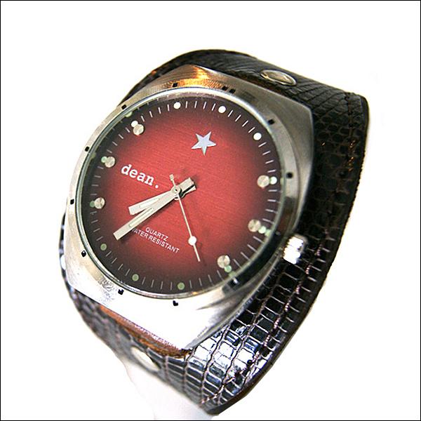 ★dean.腕時計【mw10 lizardbrown】